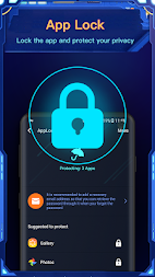 Nox Security - Antivirus, Clean Virus, Booster APK screenshot thumbnail 4