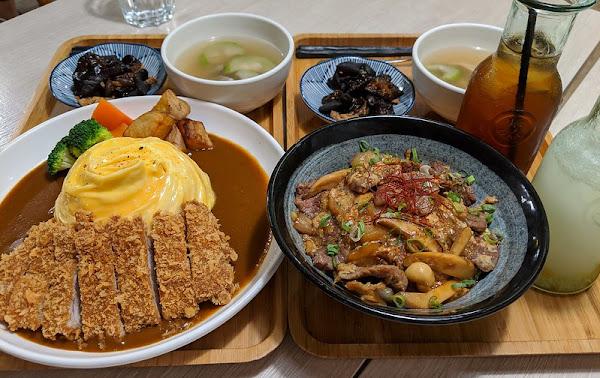 新竹東區~私嚐の吃飯~市區中的花園咖哩店