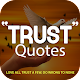 Trust Quotes for Android