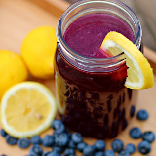Wild Blueberry Lemonade