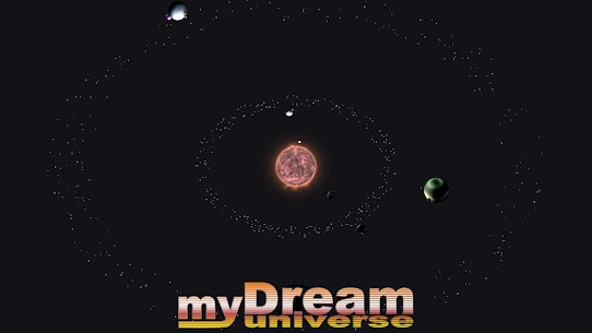 myDream Universe – Freely build your dream planet 1