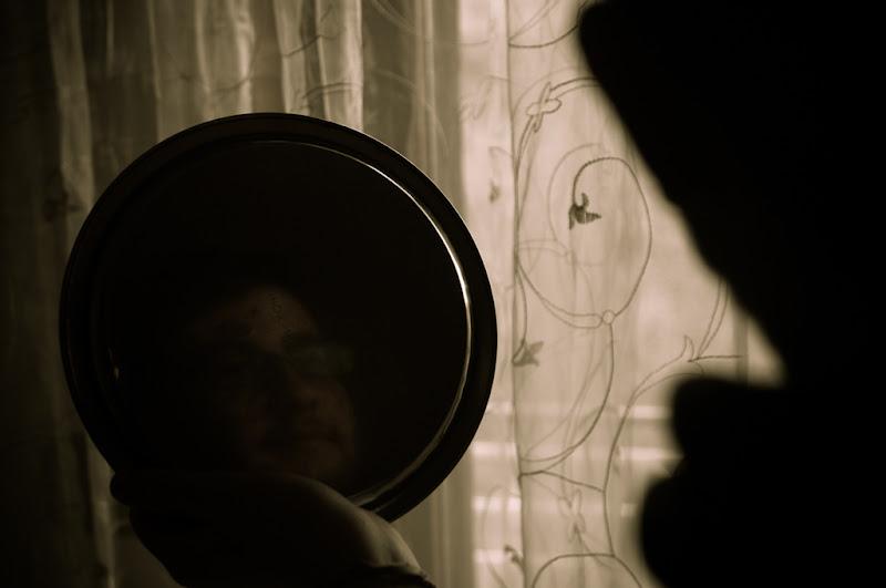 Riflesso nell'ombra di Massimiliano zompi