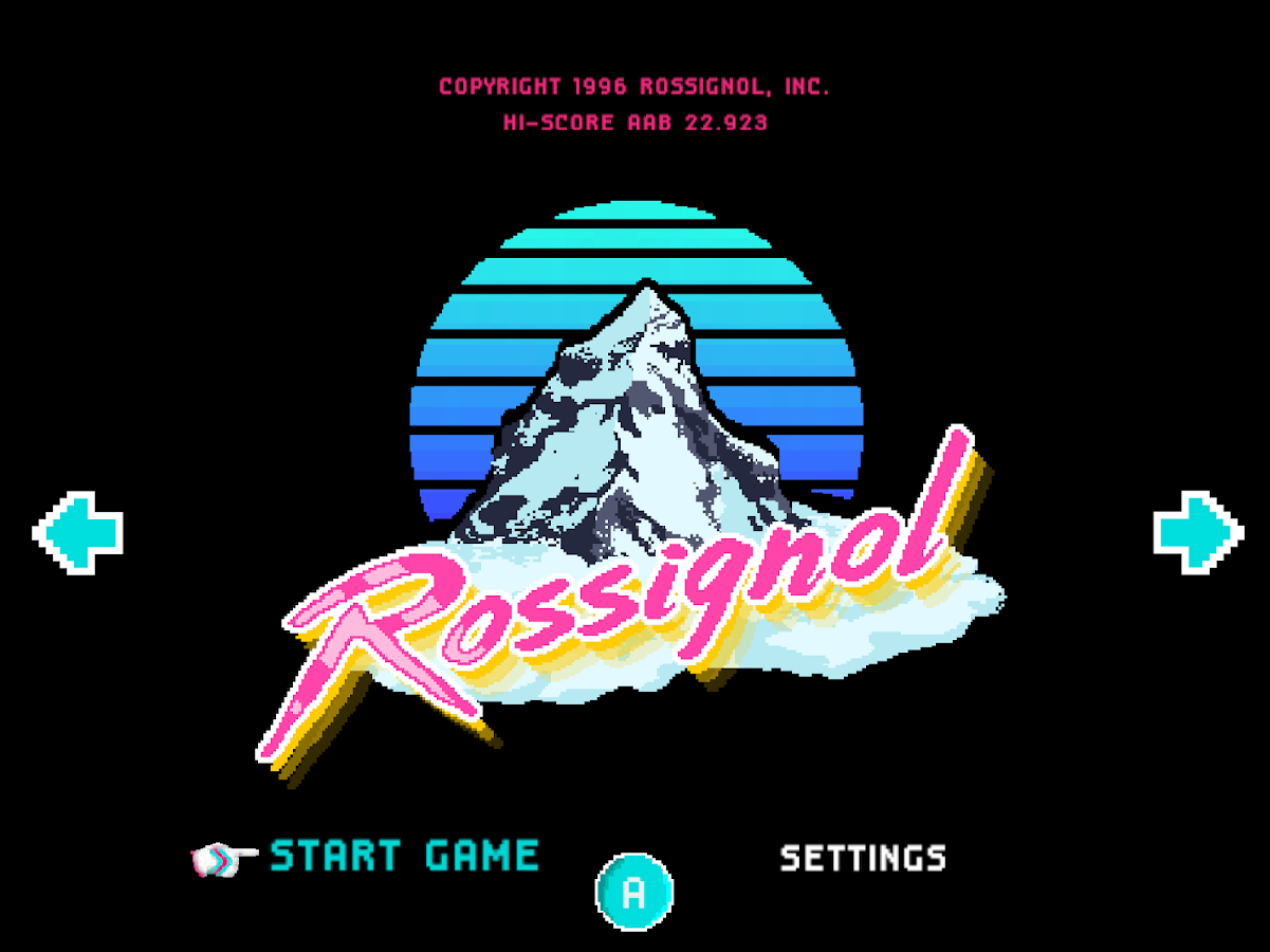 Rossignol Shreddin Since '87- screenshot