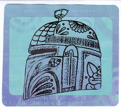 Photo: Mail Art 366 - Day 112, card 112e