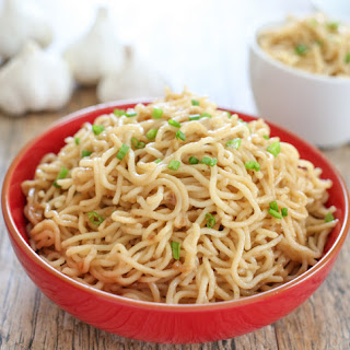 Garlic Butter Noodles