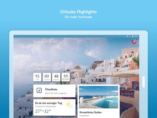 MEINE TUI Urlaub & Reiseportal fu00fcr Ihre Reise 11.8.65 screenshots 5