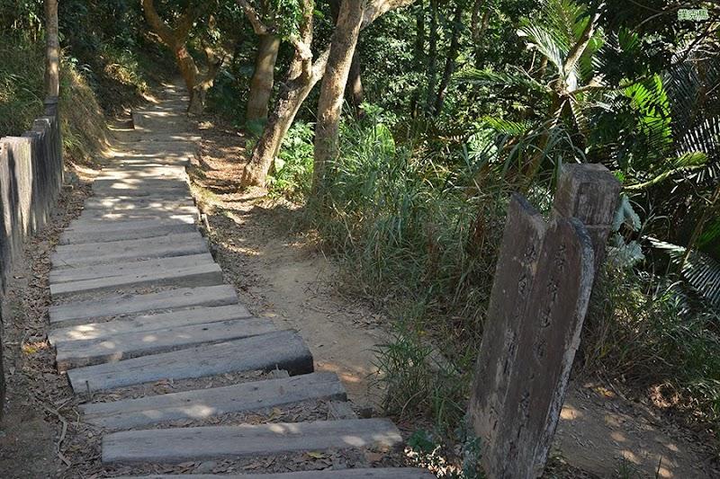 彰師大寶山校區森林步道