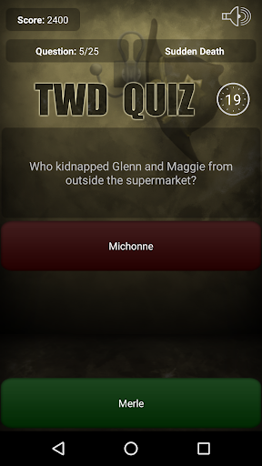 Quiz for The Walking Dead  screenshots EasyGameCheats.pro 3