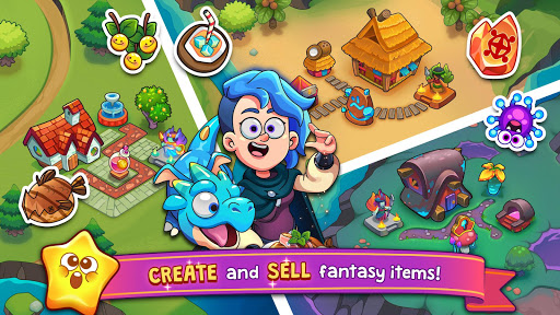 Image of Potion Punch 2: Fantasy Cooking Adventures 1.0.5 2