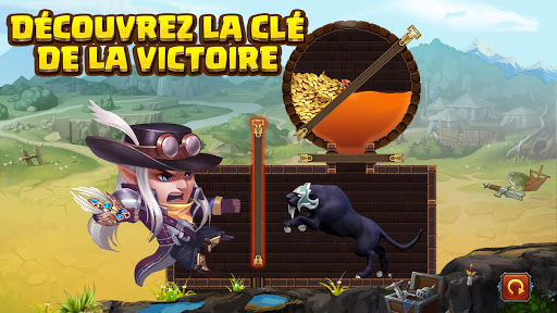Code Triche Heroes Charge APK MOD screenshots 1