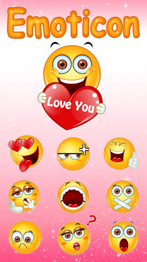 (FREE) GO SMS EMOTICON STICKER Screenshot