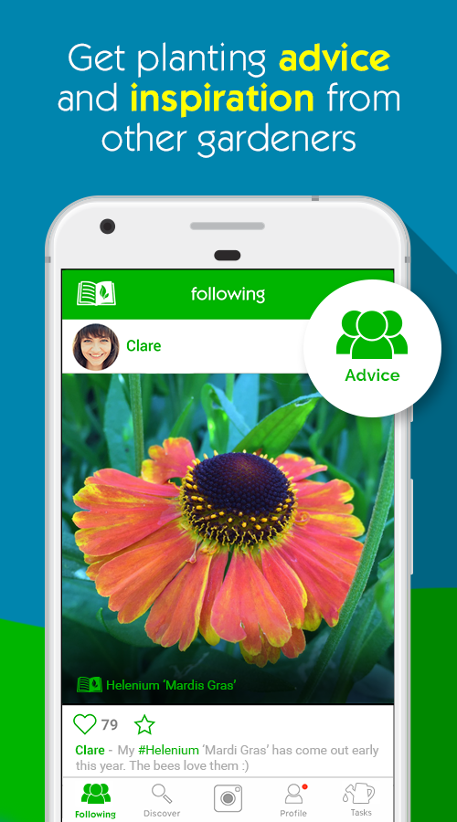 Garden Tags - Plants & gardens- screenshot