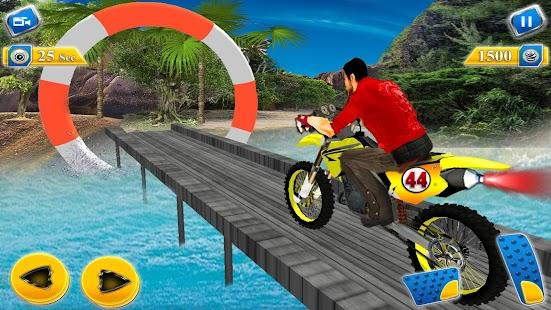 Bike Stunt Amazing Rider Games - Extreme Racer - náhled