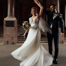 Wedding photographer Anya Agafonova (anya89). Photo of 26.07.2018