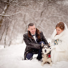 Wedding photographer Anna Velichko (AnnaVel). Photo of 10.02.2016