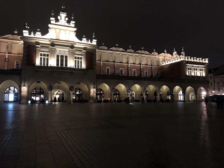 Krakow Building