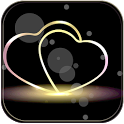 Pink Gold Love Theme icon