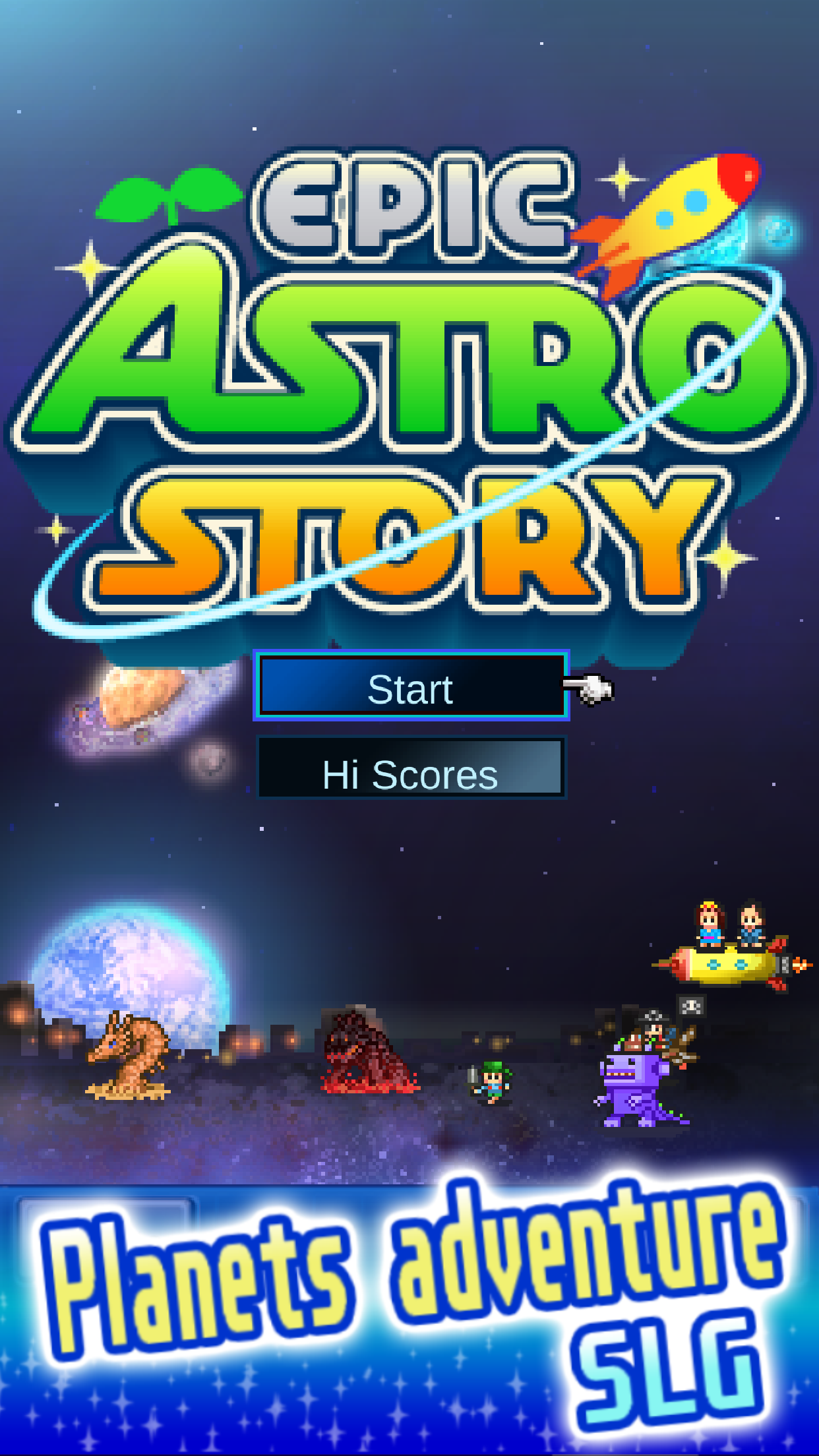 Epic Astro Story screenshot #5