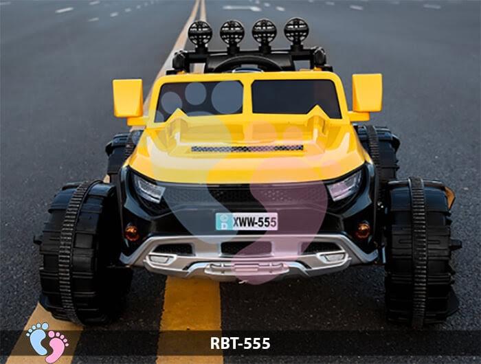 Xe ô tô điện địa hình cỡ lớn RBT-555 4