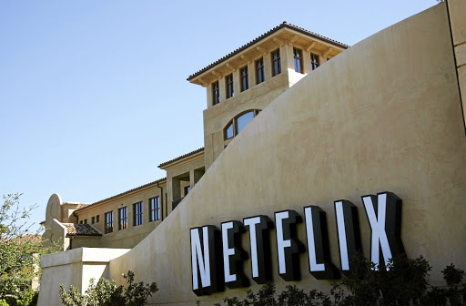 The Netflix headquarters in Los Gatos, California. Picture: REUTERS
