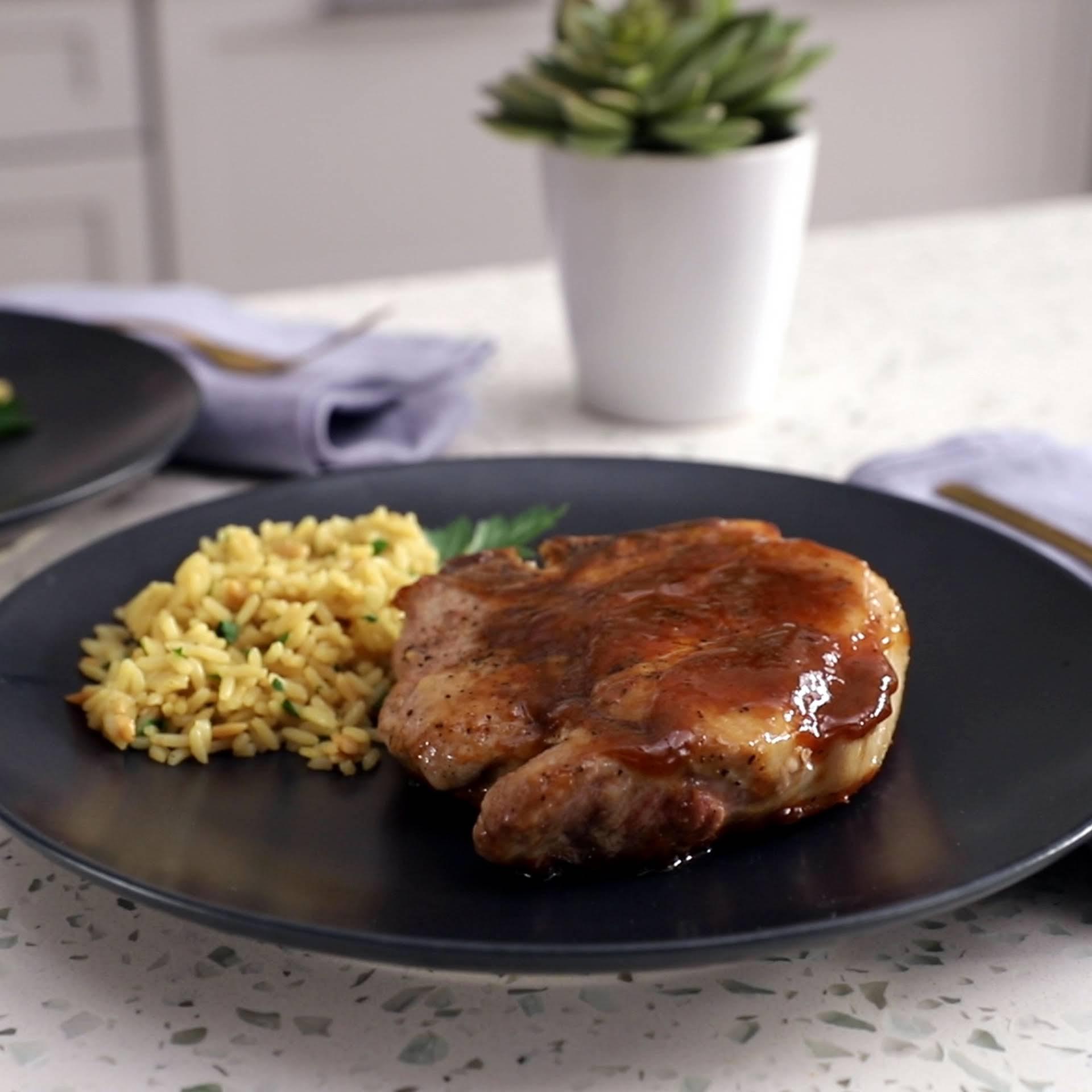 pork chop recipe ketchup brown sugar onion lh2.googleusercontent.com/Ex-WEoEr2a2CFMfqGjS-NNI