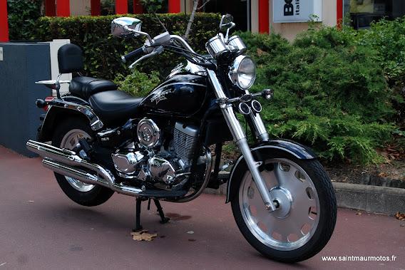 occasion daelim daystar 125 noir 2011 4800kms vendue saint maur motos. Black Bedroom Furniture Sets. Home Design Ideas