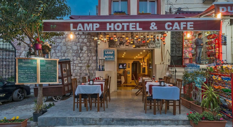 Lamp Hotel