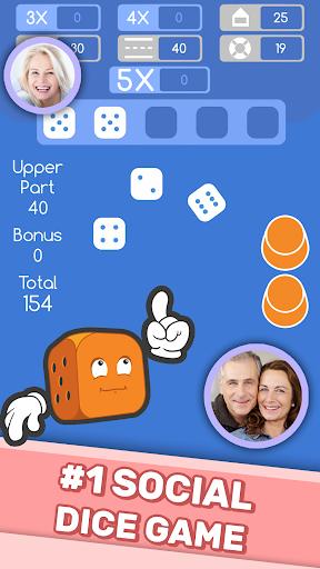 Dice Clubs - Social Dice Poker 2.9.1 screenshots 1