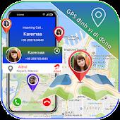 Định vị GPS di động, Bản đồ, ID người gọi và Trình Mod