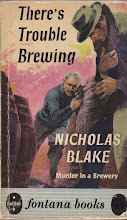 Photo: Blake, Nicholas - There's trouble brewing