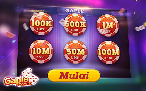Domino Gaple Pulsa Online Free Apk Download For Android