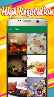 Tea Wallpapers - náhled