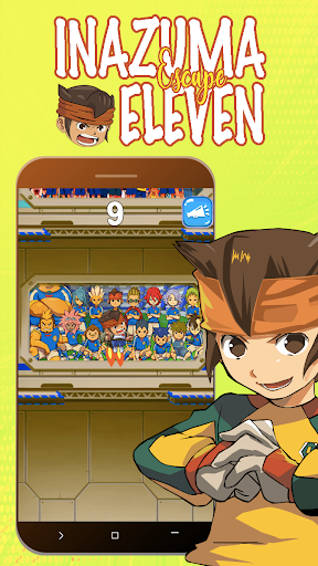 Inazuma Escape Eleven Football Game 1.0.5 PC u7528 5