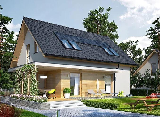 Projekt domu Lila Economic