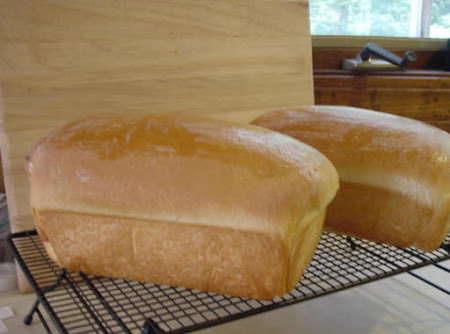 Amish white Bread Recipe