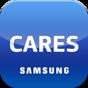 Samsung Cares icon