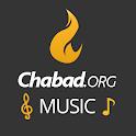 Chabad.org Jewish Music icon