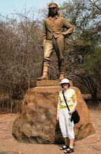 Photo: David Livingstone (and Pirkko)