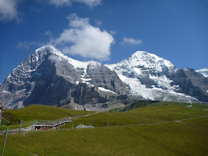 Photo: Eiger & Mönch