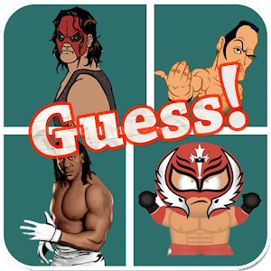 Guess The Wrestler Quiz 2k16? for PC and MAC