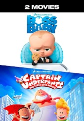 The Boss Baby/Captain Underpants