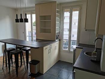 Appartement meublé 2 pièces 37,37 m2