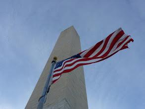 Photo: Washington Monument. -- Washington, DC