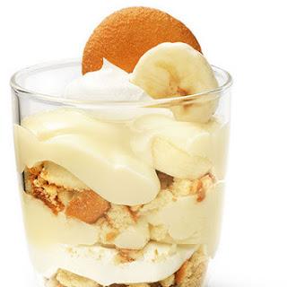 Easy Banana Pudding Parfaits.