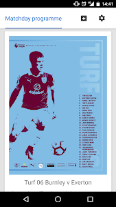 Burnley FC Programmes screenshot 0