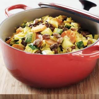 Vegetarian Courgette Recipes