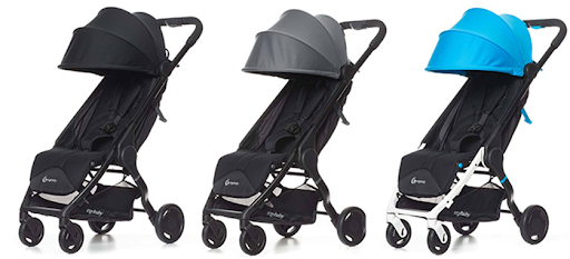 Recall Alert: Ergobaby Strollers Recalled Due to Choking Hazard
