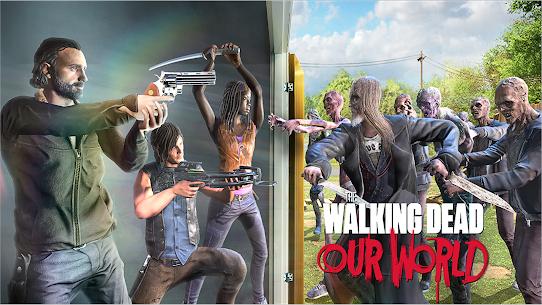 The Walking Dead Our World Mod Apk 13.0.0.1078 [Unlocked] 1