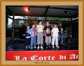 Photo: Sagra 2005 - Si premiano le Squadre - Foto 23 di 26