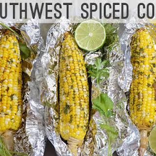 Southwest Spiced Corn.
